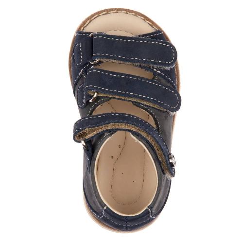 Туфли открытые для мальчика FT-26034.20-OL12O.02