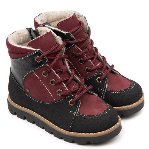 Ботинки зимние для девочки FT-23016.17-OL06O.01