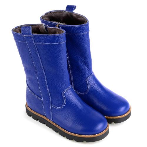 Сапожки зимние для девочки FT-22006.17-FL43O.01