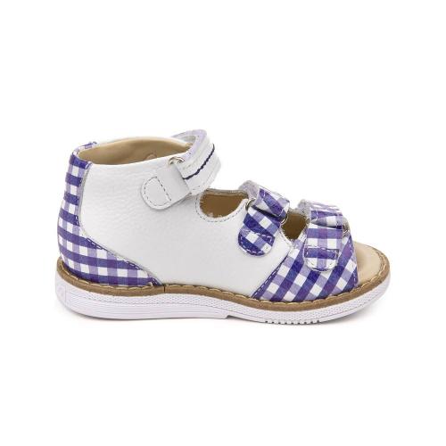 Туфли открытые для девочки FT-26034.20-OL03O.02