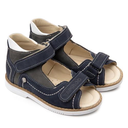 Туфли открытые для мальчика FT-26025.20-OL08O.02