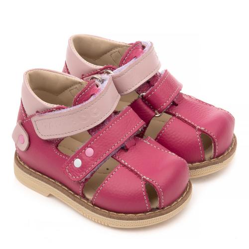 Туфли открытые для девочки FT-26038.20-OL48O.01