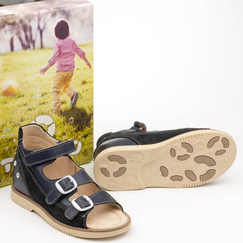 Туфли открытые для мальчика FT-26014.19-OL08O.01