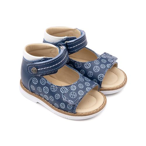 Туфли открытые для мальчика FT-26011.20-OL08O.02