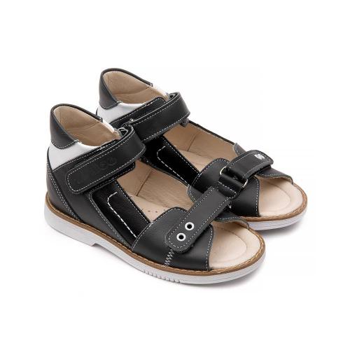Туфли открытые для мальчика FT-26027.20-OL12O.01