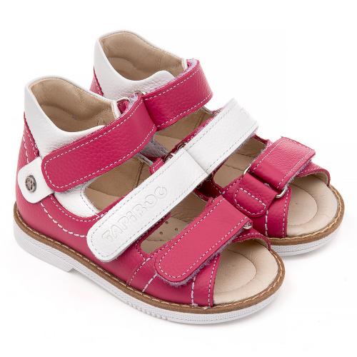Туфли открытые для девочки FT-26028.20-OL48O.01