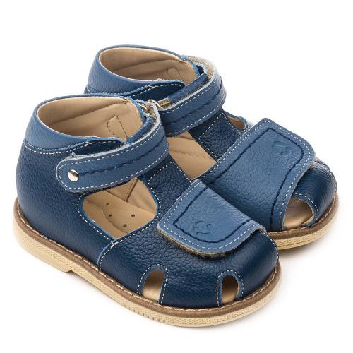 Туфли открытые для мальчика FT-26021.19-OL08O.03