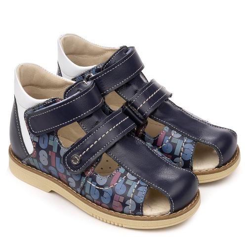 Туфли открытые для мальчика FT-26033.20-OL08O.03