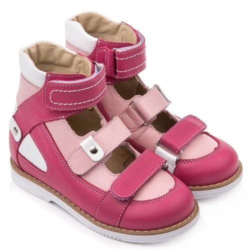 Туфли открытые для девочки FT-25011.19-SL48O.01