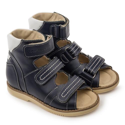 Туфли открытые для мальчика FT-26016.19-SL08O.01