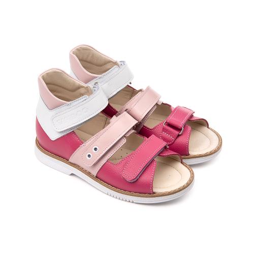Туфли открытые для девочки FT-26029.20-OL48O.01
