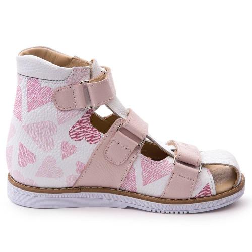 Туфли открытые для девочки FT-26008.18-OL05O.02