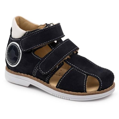 Туфли открытые для мальчика FT-26004.15-OL08O.02
