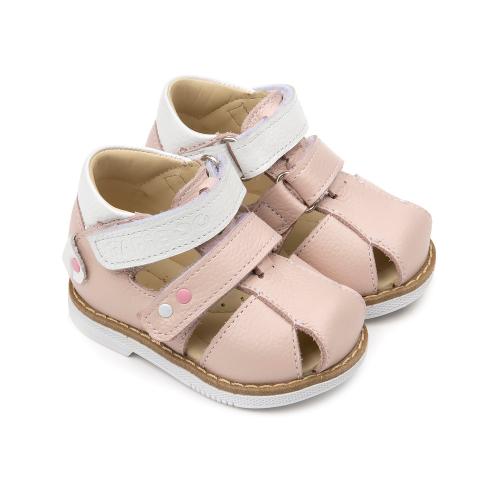 Туфли открытые для девочки FT-26038.20-OL05O.01