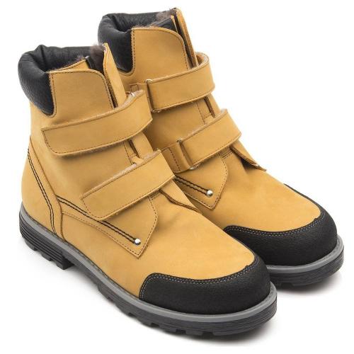 Ботинки зимние детские FT-23013.18-FL46O.01