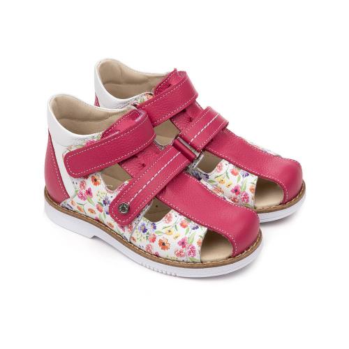 Туфли открытые для девочки FT-26033.20-OL48O.01