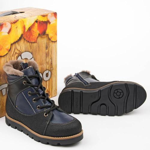 Ботинки зимние детские FT-23016.17-OL08O.01