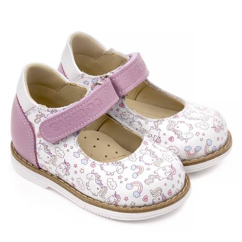 Туфли открытые для девочки FT-25010.20-OL03O.01