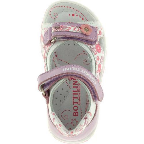 Туфли открытые для девочки SO-222(7)