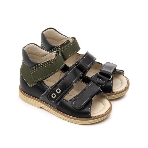 Туфли открытые для мальчика FT-26029.20-OL01O.01