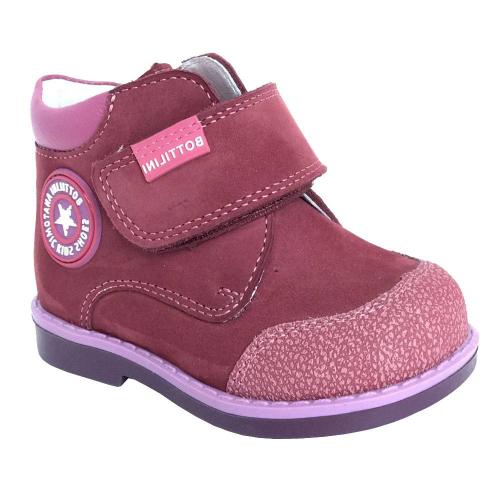 Ботинки для девочки BO-167(2)