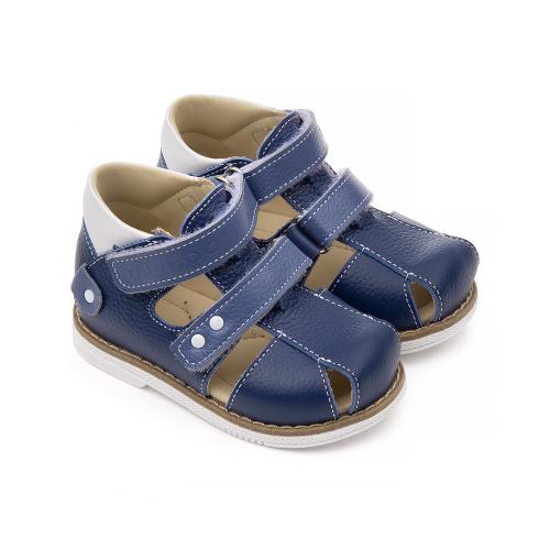 Туфли открытые для мальчика FT-26038.20-OL08O.02