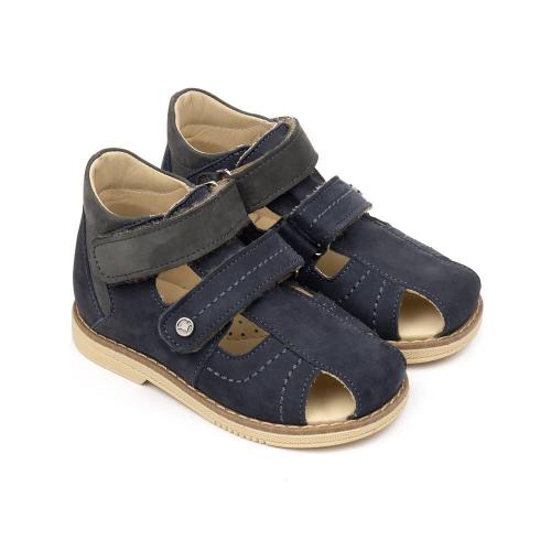 Туфли открытые для мальчика FT-26033.20-OL08O.02