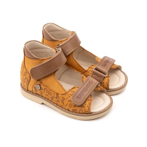 Туфли открытые для мальчика FT-26025.20-OL46O.01