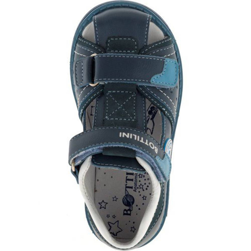 Туфли открытые для мальчика SO-181(4)