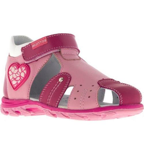 Туфли открытые для девочки SO-173(1)