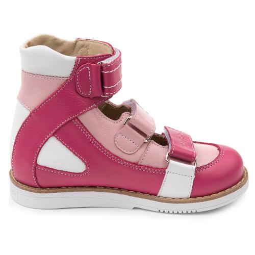 Туфли открытые для девочки FT-25011.19-OL48O.01