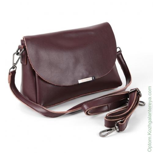 Женская кожаная сумка 6178 Ред. kozhgalantereya