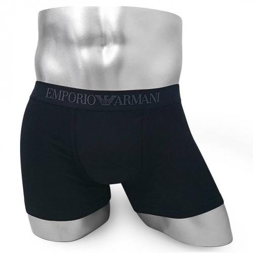 Мужские боксеры Armani черные AR01