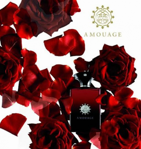 AMOUAGE Lyric man edp 2 ml