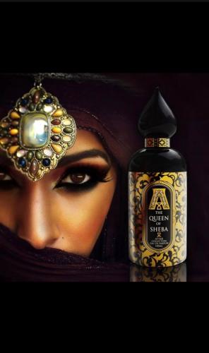 ATTAR Collection The Queen Of Sheba edp TESTER 100 ml