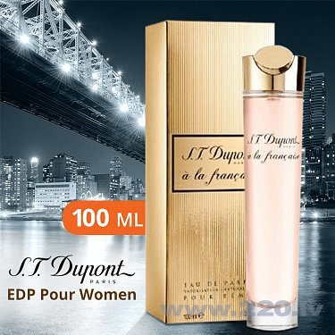 DUPONT Dupont A La Francaise wom edp 100 ml