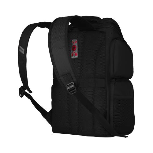 Рюкзак Wenger BC Class 14-16'', черный, 33x21x43 см, 29 л
