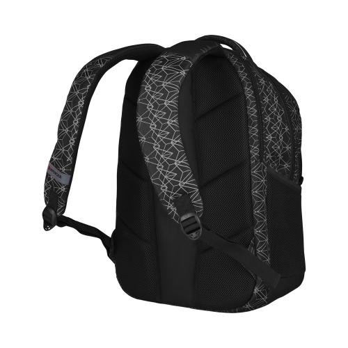 Рюкзак Wenger Sun 16'', черный, 35x27x47 см, 27 л