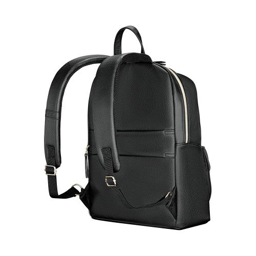 Рюкзак женский Wenger LeaMarie, черный, 31x16x41 см, 18 л