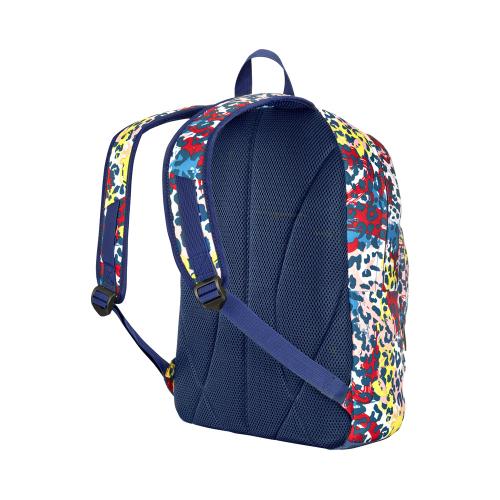 Рюкзак Wenger Crango 16'', леопардовый принт, 31x17x46 см, 24 л