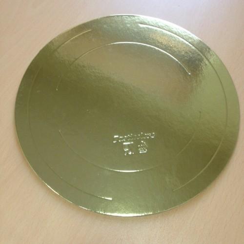 Подложка для торта усиленная 2,5 мм, диаметр 28 см