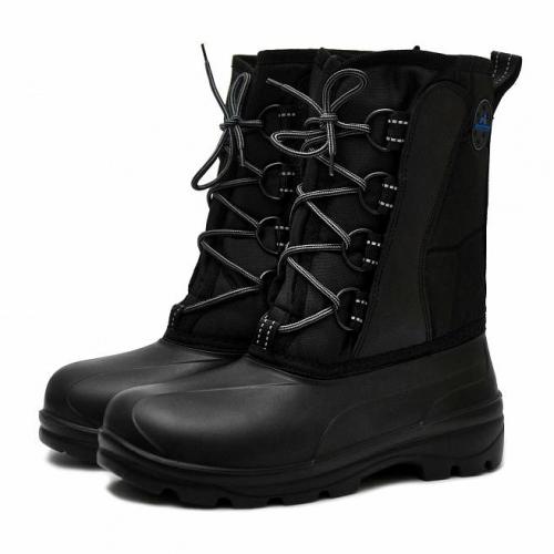 Сноубутсы мужские Nordman Comfort утепленные из ЭВА на шнурках 5-053-D01
