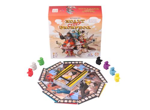 Настольная игра Кольт Суперэкспресс (Colt Super Express)
