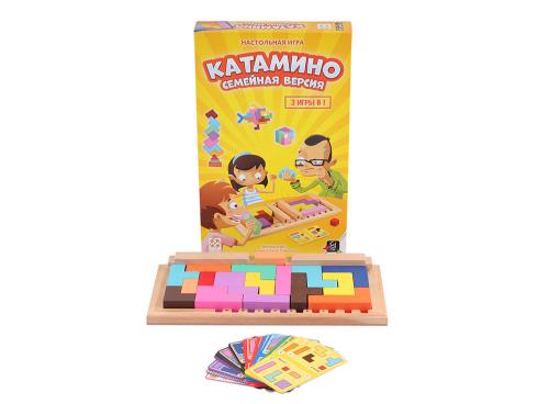 Настольная игра Катамино. Семейная версия