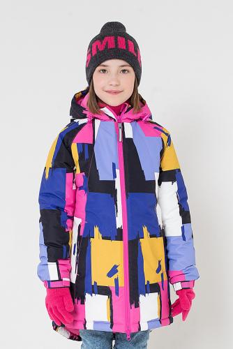 Пальто #142964Сиреневый