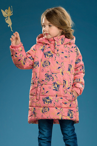 Пальто #97085Кремовый