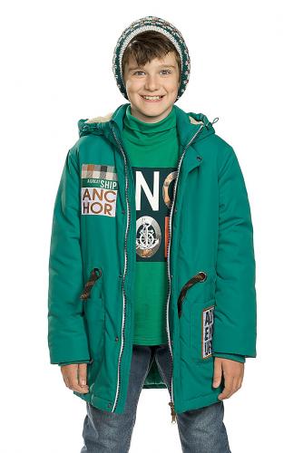 Куртка #146090Зеленый