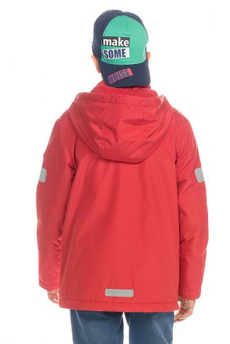 Куртка #174399Красный