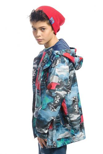 Куртка #174403Синий