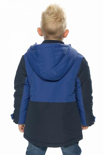 Куртка #233373Синий
